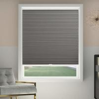 China Honeycomb Remote Roller Blinds , Electric Blackout Roller Shades Various Color on sale