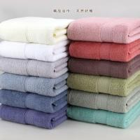 Brand Towel Set plaid bath towel set 100% cotton gift bath towel+face towel+square towel Manufactures