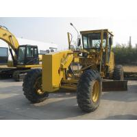 Cat 140k Used Motor Grader Year 2014 , Push Blade Used Road Graders For Sale Manufactures