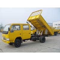 Factory direct sale best price dongfeng 4*2 3-4tons dump tipper truck, hot sale cheapeast dongfeng deisel tipper truck Manufactures