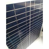 High Efficiency Polycrystalline Silicon Solar Panels With TUV ISO Approved Manufactures
