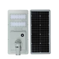 China Motion Sensor Road Lighting Outdoor Garden Solar Parking Lot Lights With CE ROHS on sale