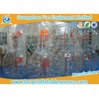 Outdoor Playground Inflatable Bubble Ball Zorb Ball Football For Adults Battle Sports