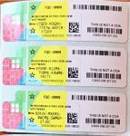 Full Version retail key best Computer Software System Microsoft Win 10 Pro COA License key Windows 10 pro COA Sticker Manufactures