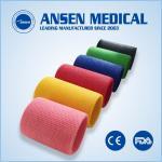 China Medical Consumable Bandage Wound Dressing Polyester Casting Tape wholesale