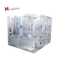 China Stable 5 Liters Edible Oil Bottle Filling Machine For Sunflower / Oliver Oil on sale