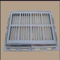 Hot Dip Steel Grating Drain Cover Welded Stainless Steel Easy Install Manufactures