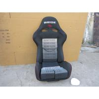 High Elastic Sponge Fiberglass Racing Seats Car Seat One Year Warranty Manufactures