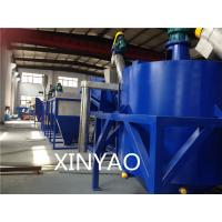PET bottle crushing machine and automatic bottle washing machine 300 -2000kg/h Manufactures