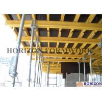 Recyclable Table Formwork Systems Timber Beam H20 Large Spindle Range 2.5x5.0m  Manufactures