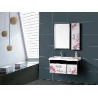Stainless Steel Bathroom Furniture / Cabinet / Vanity (F-3099) Manufactures