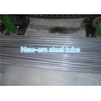 Auto Industry Cold Drawn Seamless Tube , High Pressure Steel Hydraulic Tubing Manufactures