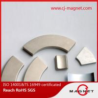 Permanent powerful rare earth magnets with high Br , High coercivity Manufactures