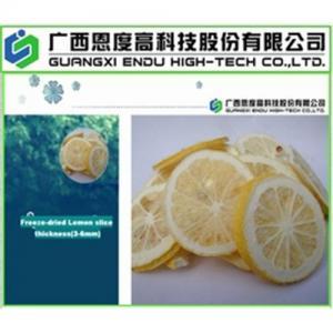 Freeze Dried Lemon (FD Lemon) Manufactures