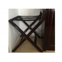 Folded Baggage Rack For Hotel Bedroom Furniture Sets Warranty 3 Years Manufactures