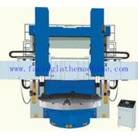 High Precision Double Column Vertical Lathe Processing Cylindrical Surface 7.5kw Manufactures