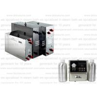 China 3kw Residential Steam Bath Generator 110V with single phase for steam shower on sale