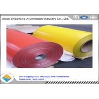 Colorful Oxidation Resistant Coated Aluminum Coil For Channel Letters Advertisement Manufactures