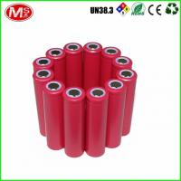 3.7 Volt Li Ion 18500 Cylindrical Rechargeable Battery High Rate Capability Manufactures