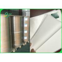 Food Grade White Brown Butcher Kraft Paper For Packaging FDA FSC Certificate Manufactures