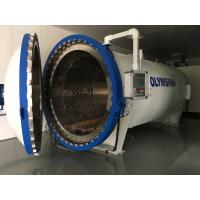 CE composite autoclave for composite materials, carbon fiber, rubber and other structure materials curing and treatment Manufactures