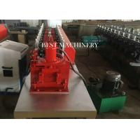 Buy cheap Light Steel Keel Drywall Ceiling Angle Roll Forming Machine High Speed 20-30m/min from wholesalers