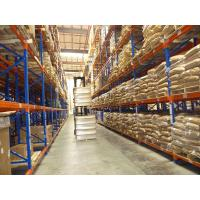 Galvanized Industrial Heavy Duty Pallet Racking Safety , High Racking System Manufactures