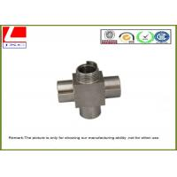 Sand Blast And M2 Fine Thread Steel Forged Fittings Used For Voyage Industry Manufactures