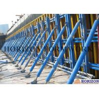 Bracing Support Single Sided Wall Formwork , Easy Handling One Sided Wall Formwork Manufactures
