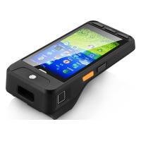 Quality Latest 4G Barcode Scanner Handheld Android POS Terminal Support Thermal Printer for sale