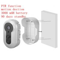 1.3 Million Pixels PIR Motion WIFI Video Doorbell Wireless Security Camera Doorbell Manufactures