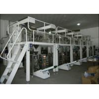 Vertical Pouch Packaging Machine For Coffee Bean , Bag Filling Machine 1-10 KG Manufactures