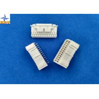 250V AC / DC 2.0mm Pitch PA66 Material Automotive Electrical PAD Connectors Double Row Manufactures