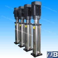 China Stainless Steel Vertical Multistage Centrifugal Pump on sale