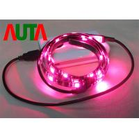 0.5m*2 TV Backlight Mood Light Wireless Remote Control 5050 RGB LED Strip Manufactures