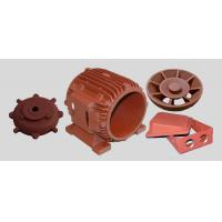 Cast Iron Electric Motor Spares Parts , Motor Junction Box Manufactures