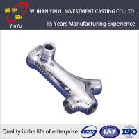 Lost Wax Mold / Steel Investment Casting Products For Aerospace Industry Manufactures