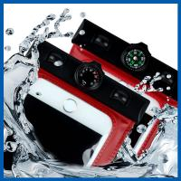 Iphone 6 6s Cell Phone Accessory Waterproof Phone Bag Case Pouch With Compass Manufactures