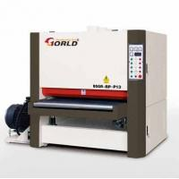 43/48/51 inches Width Plywood MDF Particle Board Door 3 Heads Widebelt Calibration Sanding Polishing Sander SR-RP-P13 Manufactures