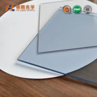 Transparent Coloured Acrylic Sheet Cut To Size 21mm Thick , Prevent External Light Manufactures