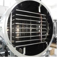 China Low Temperature Horizontal Freeze Dried Food Equipment 3 Phase Power Supply on sale