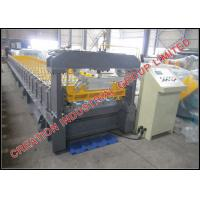 Buy cheap Color Prepainted Steel IBR Profile Roof Panel Roll Forming Machine With Auto PLC Controller from wholesalers