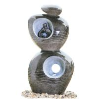 Quality Garden Ball Decoration Resin Water Fountain Fiberglass Rolling Sphere Fountain for sale