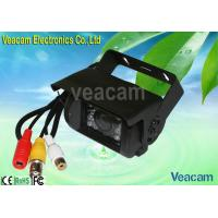 China DC12V 750mA IP66 Waterproof Vehicle Rear View Cameras With Mirror Function Optional on sale