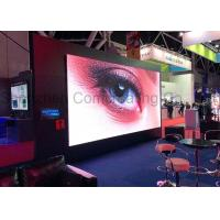 Customized Size Full Color LED Sign Board Display Indoor 284444 Dots / Sqm Pixel Density Manufactures