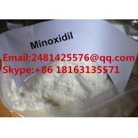 China Pharmaceuticals Raw Steroid Powder Minoxidil Drugs CAS 38304-91-5 For Hair Growth on sale