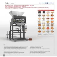 SA-L SERIES Semi Automatic Two Head Linear Weigher Manufactures