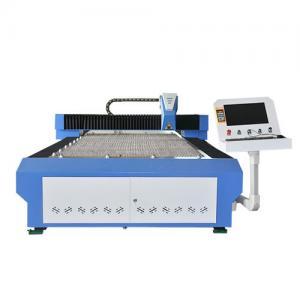 500W 1000W Fiber Laser Tube Cutting Machine / Fiber Laser Engraver Manufactures