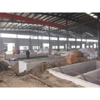 Durable Hot Dip Galvanizing Line 7.0x1.2x2.2m Zinc Tank With Environmental Protection System Manufactures
