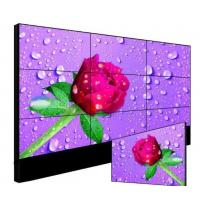500Nits 55 Inch Slim Bezel Original LCD Panel Wall-Mounted/Cabinet Video Wall For Advertisement Manufactures